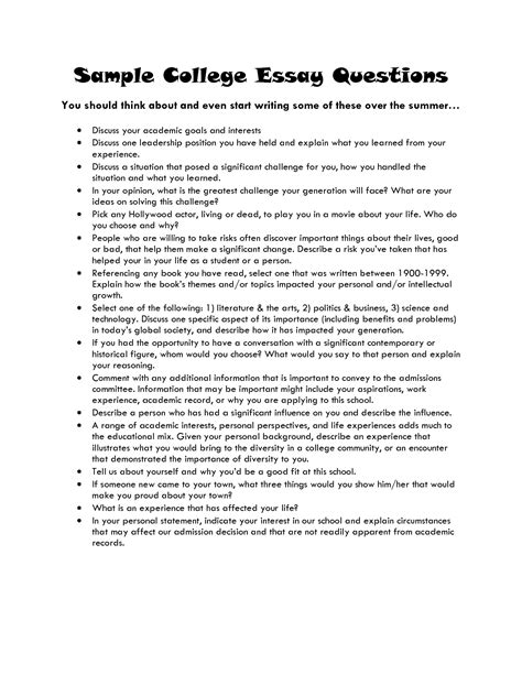 sle college admissions essays sle college application essay prompts 28 images toefl