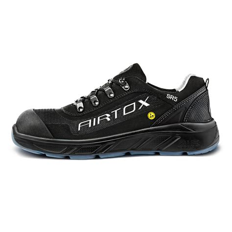 comfortable safety trainers airtox sr5 safety shoes superior comfort and