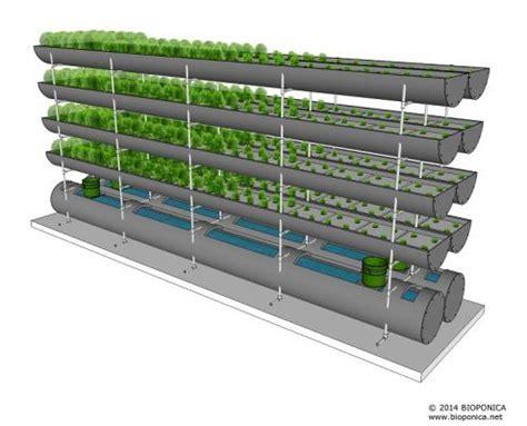Biogarden Vertical Soilless System Deep Water Culture