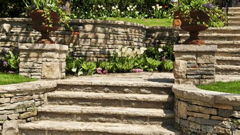 Garden Wall Materials How To Build A Retaining Wall Hirerush