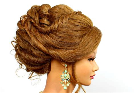 Hair Style Photos by Updo Hairstyle For Hair Tutorial