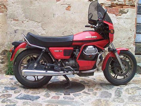 Calendario Año 1994 Guzzistas Moto Guzzi 1000 Sp Documentaci 243 N T 233 Cnica