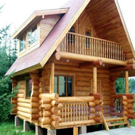 desain rumah kayu design rumah kayu disain 3d