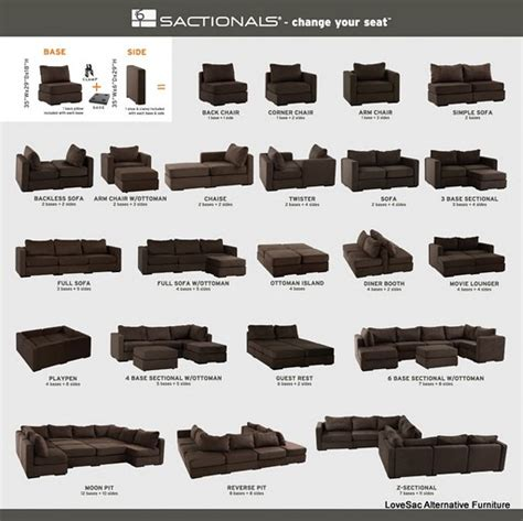 Sactionals Life Changes So Should Your Furniture Sac Sofa