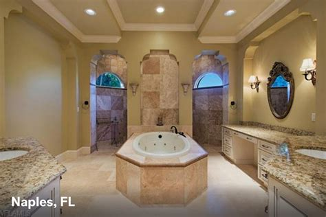 how big should a bathroom be homes for rent with luxury bathrooms real estate 101