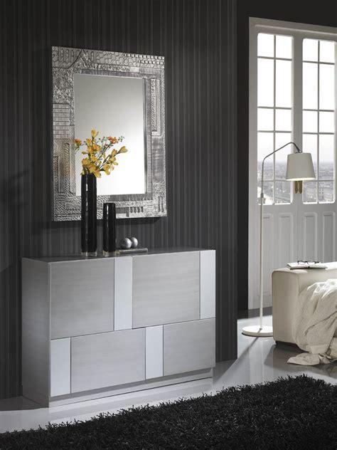 muebles para recibidor muebles de recibidor modernos aparadores y espejos en