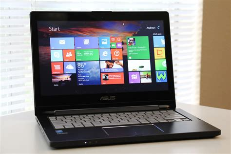 Laptop Asus Windows 8 1 3 Jutaan asus q302la 13 3 quot 2 in 1 laptop review