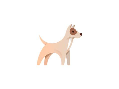 puppy illustration illustration by tsanev dribbble