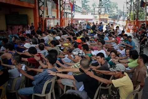 Detox Program In The Philippines by War On Drugs Rehabilitation Must Be More Than A Knee