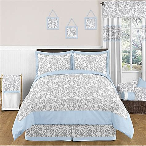jojo bedding sweet jojo designs avery bedding collection in blue bed