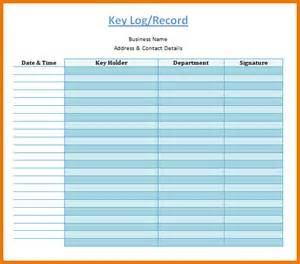 log template key log template png scope of work template