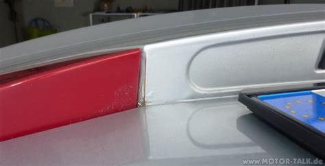 Audi A8 Rost by B8 Rost Kofferraumklappe Rostprobleme Beim B8 8k Audi