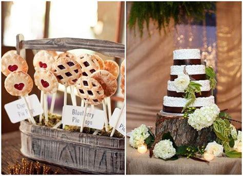 Wedding Log by Log Cabin Wedding Ideas