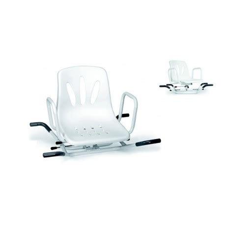 sedia girevole per vasca da bagno sedia per vasca girevole almamedical it
