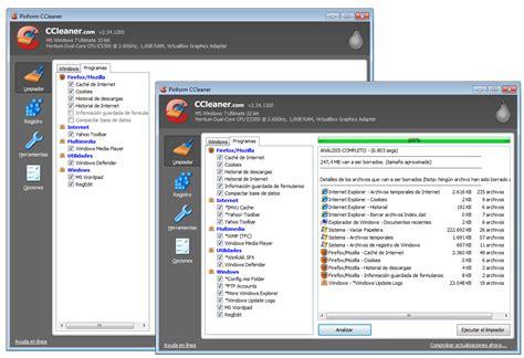 ccleaner enhancer ccleaner enhancer descargar