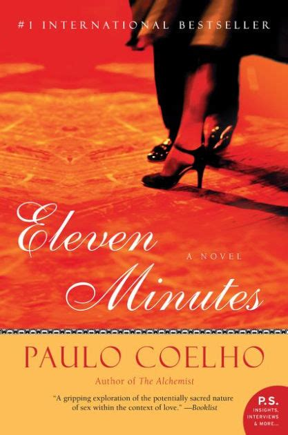 paulo coelho best books eleven minutes a novel by paulo coelho nook book ebook