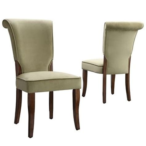parsons chair velvet pair jcpenney house furnishings