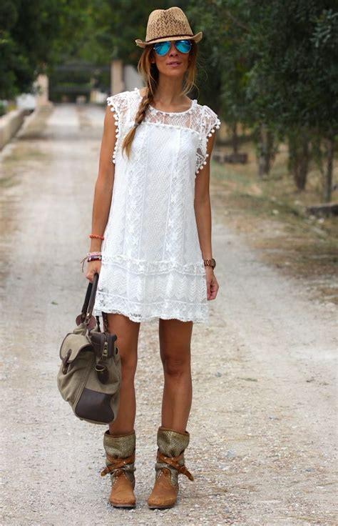 inspired white dresses for glam radar
