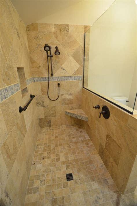 bar bathroom ideas beautiful bathroom design ideas using doorless shower