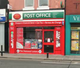 reddish post office stockport office services opening