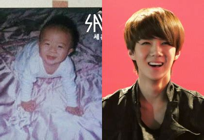 film para member exo gemasnya foto masa kecil para member exo sky high