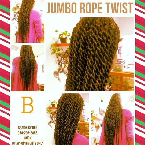 jumbo rope twist large jumbo rope twist also known as havana rope twist yelp