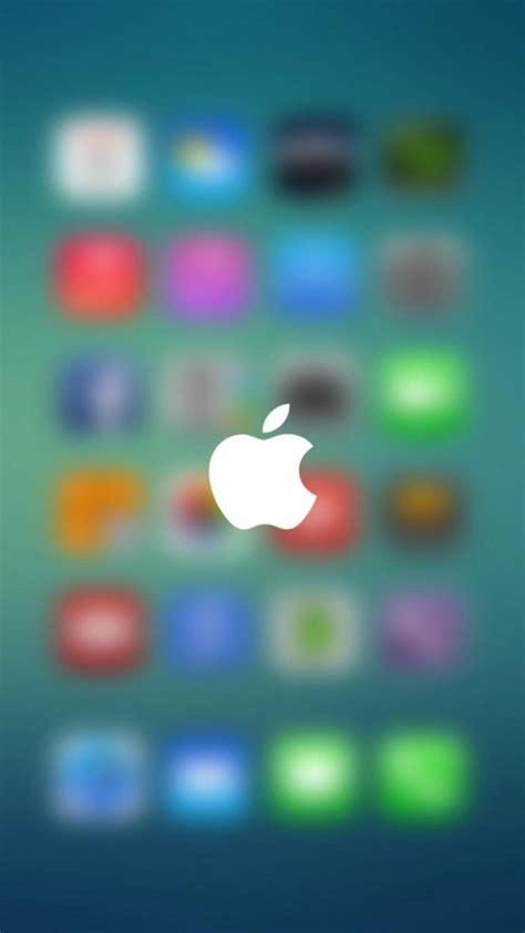 iphone  wallpaper dimensional hd blurry lock screen