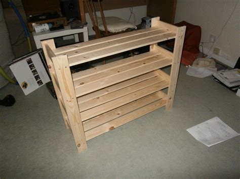 Woodworking Plans For A Shoe Cabinet