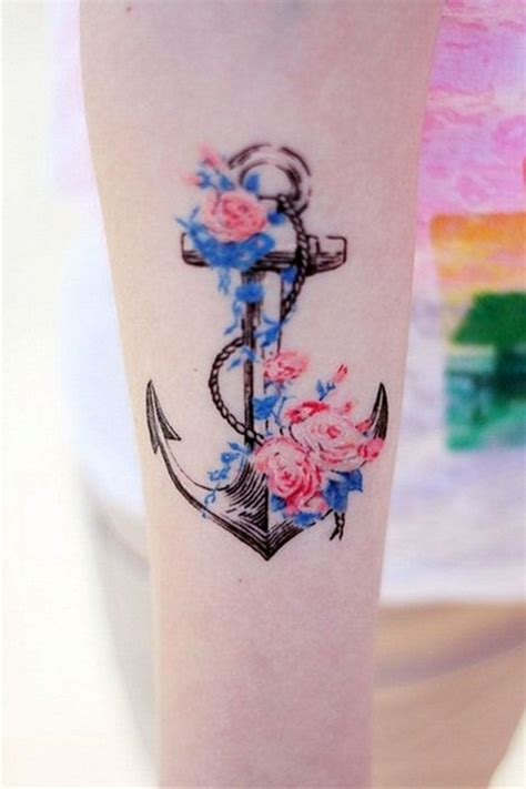 cute anchor tattoo designs 25 best ideas about anchor tattoos on