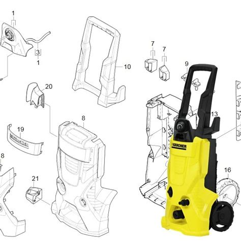 karcher pressure washer wiring diagram 38 wiring diagram