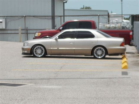lexus ls400 lowered ls400 owners post your wheel setup page 95 clublexus