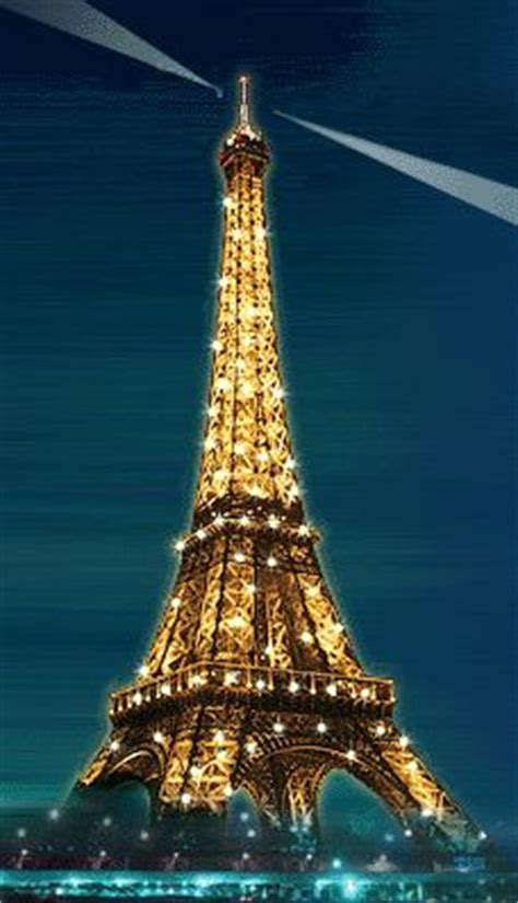 wallpaper bergerak menara eiffel download background power point animasi gif bergerak info