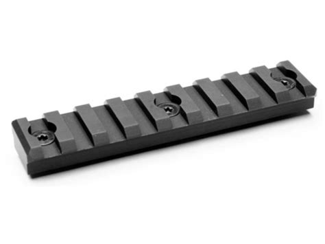 rail sections noveske keymod customizable rail section nsr handguards ar