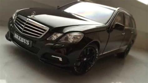 Mercedes E Class Coupe Diecast Miniatur mercedes e class brabus 1 18 minichs diecast model car