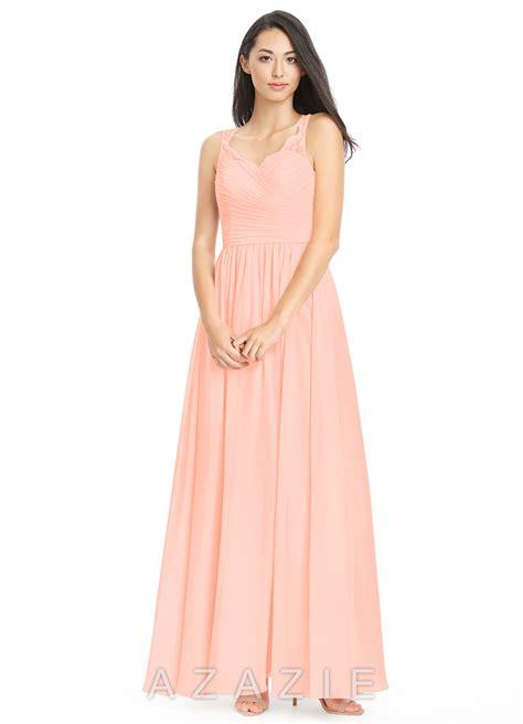 coral color dress coral color bridesmaid dress www pixshark images