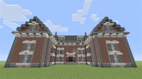 minecraft een huis minecraft een groot huis bouwen 27 youtube