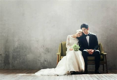 Korean Style Pre wedding Photos 10   korean style