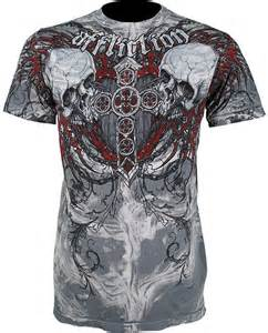 affliction t shirts fall 2011 collection