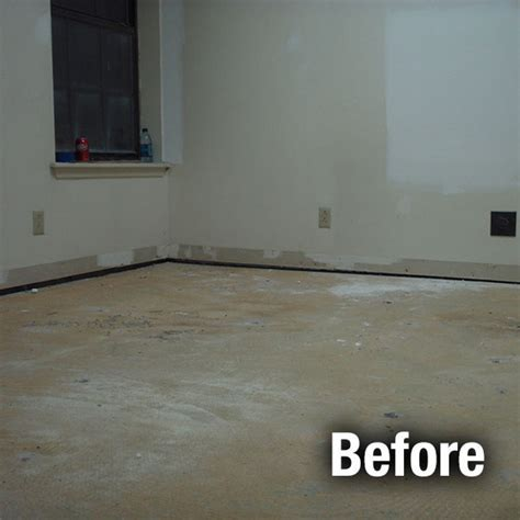 Concrete Floor Repair and Leveling Services   Garage Floor