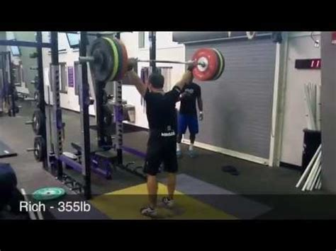 rich froning bench press crossfit rich froning and crossfit cookeville on wod