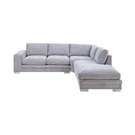 Yakima Furniture Stores by Actona Yakima Sectional Chaise Decorum Furniture Store