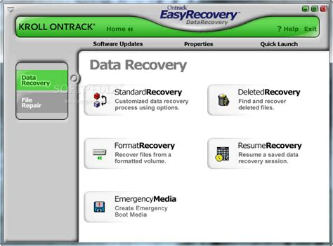 get data recovery full version download easyrecovery datarecovery 6 22