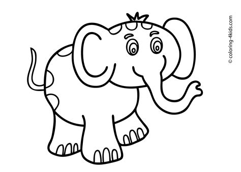 printable animal drawings animal drawings for kids to color clipart best