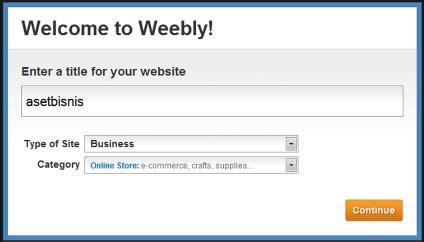 membuat website bisnis gratis jokosusilo com cara membuat website gratis dan mulai