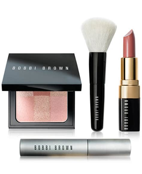 Lost Macys Gift Card - bobbi brown 4 pc ready set pretty makeup set only at macy s shop all brands