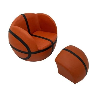 basketball bench chairs basketball upholstered chair with ottoman stargate cinema