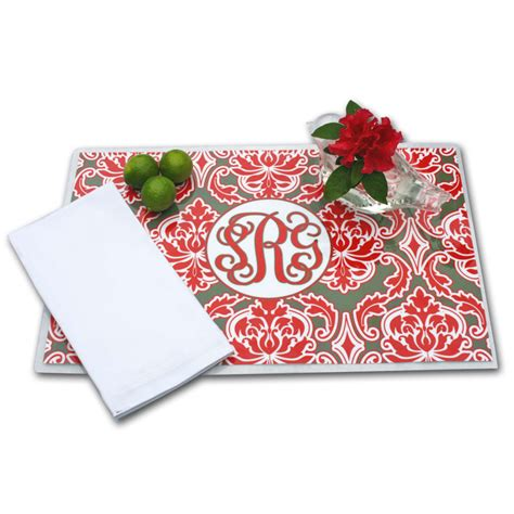 personalized placemat perfection me re design