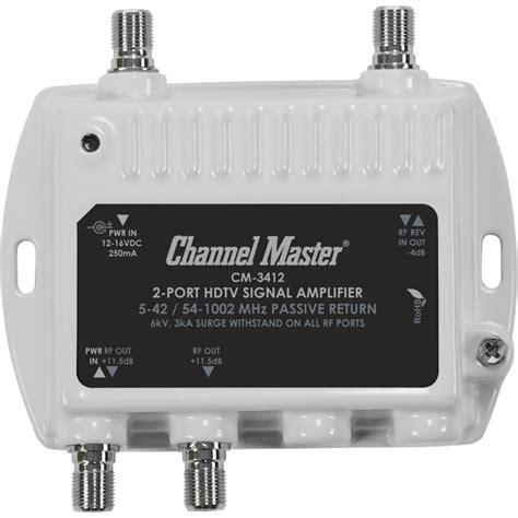 channel master  port indooroutdoor ultra mini