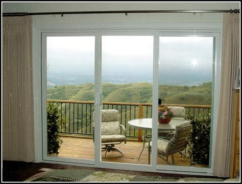 12 Sliding Glass Doors 3 Panel Sliding Glass Door Curtains Page Best Home Decorating Ideas Home Decorating