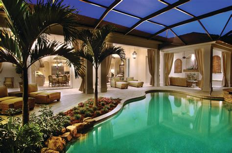 mediterranean house plans with pool sater design collection s 6959 quot valdivia quot home plan